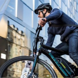 Mobility Manager in bici